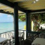 Apple Bay, View from Sebastian's Restaurant