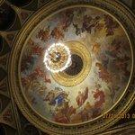 The wonderful ceiling