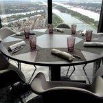 Ausblick aus 57 Restaurant