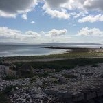 Beach at barna co. Galway