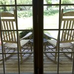 Rocking chair porches