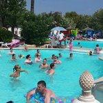 Pool in blck C - keep fit