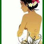 Sweet lemongrass massage logo