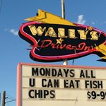 Wally's Drive In