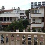 номер, балкон