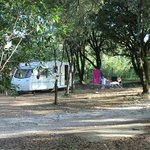 Camping at Mille Etoiles
