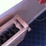 radiator dirty