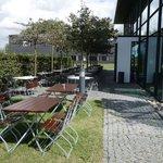 Nolde Stiftung. Restauranten