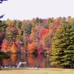 Fall at Highland Lake Inn & Resort