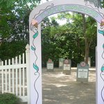 The entrance to the Flavor Graveyard
