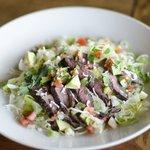 Skirt Steak Salad