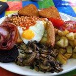 Breakfast of the gods