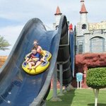 One of the great waterslides