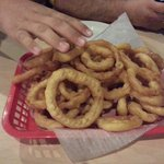 They can't wait for onion rings!