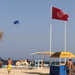 Spiaggia hammamet hotel riu marco polo