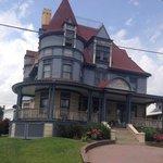 Levi Deal Mansion From street corner