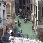 Vista desde el Palazzo