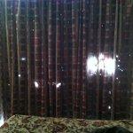 Curtains gross