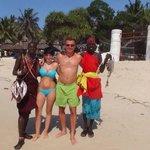 2 Masai s   Total liebe Männer !!!!