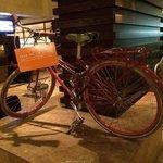 Biciclette in prestito...tutto perfetto...!