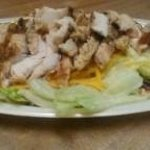 Grilled Chicken Salad (Small)