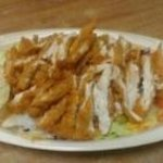 Fried Chicken Salad (small)