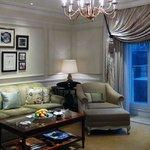 New but classic splendour of decor