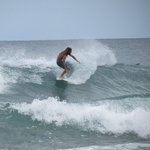 Andrew--one of our surfing insturctors!