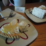 nice decor dessert