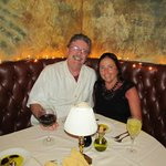 Anniversary dinner for two, Villa Portofino