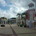 Le village de l'hôtel