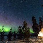Foto del Fotopaseo a las Auroras Boreales 2014