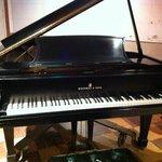 The piano at RCA Studio B