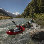 Expedition X - Packrafting Day Tour
