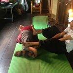 Bob's wonderful stretching classes!