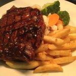Best steak in town!