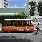 Bangkok Tram Tour