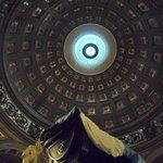 Cupula do Tumulo do General San Martin