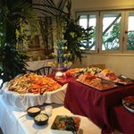 First Friday Seafood Buffet