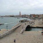 vue magnifique, la plus belle de Venise