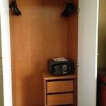 closet and safe