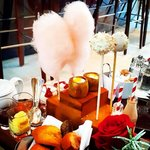 Charlie & The Chocolate factory Afternoon Tea