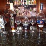 Rum at the Be Bop Bar