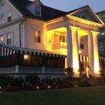 Beautiful Greek Revival Restaurant