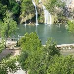 Turner Falls from scenic view