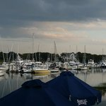 Harbor view at Brax Landing