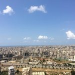 View of Beirut