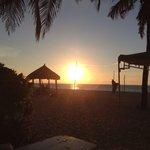 Sunset @ Puka Beach