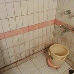 Recent pic of bathroom - Super deluxe room