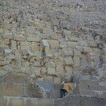 A grande pirâmide Queops